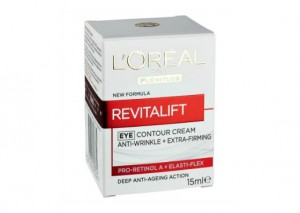 L'Oreal Paris Revitalift Eye Cream Review