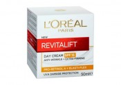 L'Oreal Paris Revitalift Day Cream SPF 15 Review