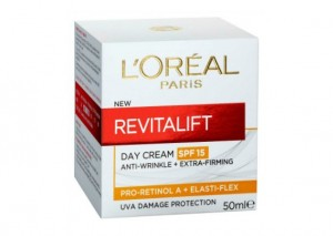L'Oreal Paris Revitalift Day Cream SPF 30 Review