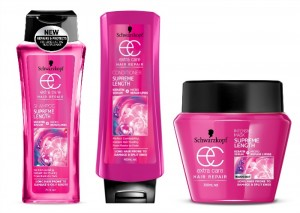 Schwarzkopf Extra Care Supreme Length Trio Review