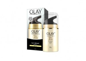 Olay Total Effects Moisturiser Normal UV SPF15 Review