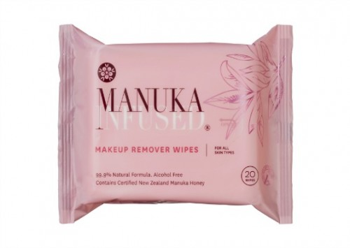 Manuka Infused Makeup Remover Wipes Review