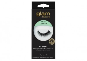 Glam by Manicare Sophia Mink Effect Lashes Review