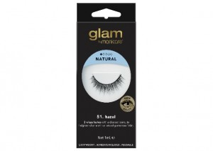 Glam by Manicare Hazel Mink Effect Lashes Review