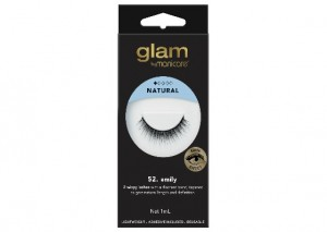 Glam by Manicare Emily Mink Effect Lashes Review