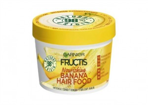 Garnier Fructis Hair Food Banana Review