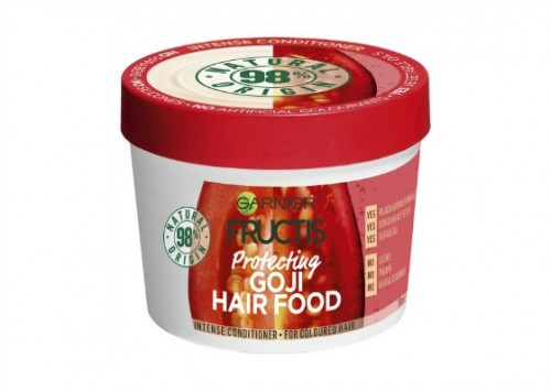 Garnier Fructis Hair Food Goji Review