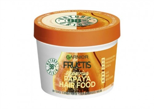 Garnier Fructis Hair Food Papaya Review