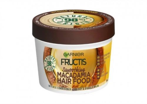 Garnier Fructis Hair Food Macadamia Review