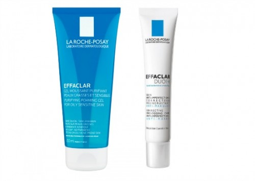 La Roche Posay® Effaclar Foaming Gel & Duo Plus Reviews
