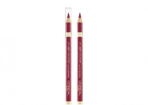 L'Oreal Colour Riche Lip Liner Review