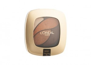 L'Oreal Paris Colour Riche Quad Eyeshadow Review