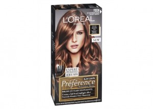 L'Oreal Paris Preference Glam Highlights 04 Brown to Light Brown Review