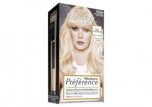 L'Oreal Paris Preference Very Platinum Review