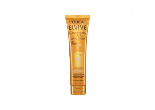 L'Oreal Elvive Extraordinary Oil-in-Creme Treatment Review