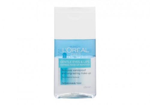 L'Oreal Paris Eye Make Up Remover Waterproof Review