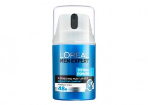 L'Oreal Paris Men Expert Hydra Power Moisturiser Review