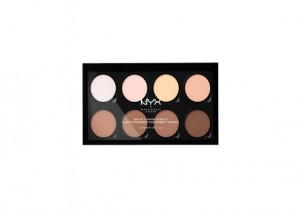 NYX Professional Makeup Highlight & Contour Powder Palette Review