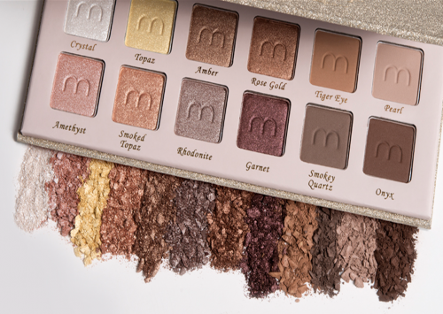 Mellow Treasure Chest Eyeshadow Palette Review