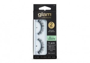 Glam by Manicare Gisele Lashes, 2-Pack Review