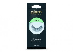 Glam by Manicare Christina Lashes Review