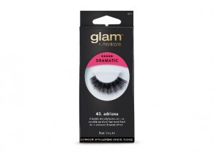 Glam by Manicare Adriana Lashes Review