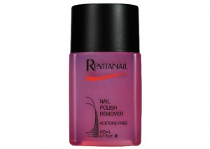 Revitanail Nail Polish Remover Review