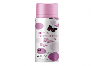 Revlon Pink Happiness Body Spray Review