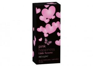 Revlon Pink Happiness Little Secrets EDT Spray Review