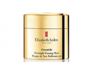 Elizabeth Arden Ceramide Overnight Firming Mask Review