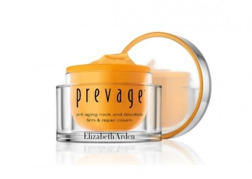 Elizabeth Arden Prevage Anti-aging Neck and Decollete Firm & Repair Cream Review