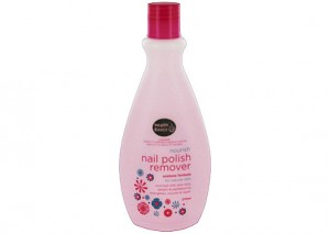 Health Basics Nail Polish Remover Review