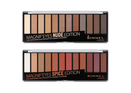 Rimmel Magnif'eyes Eye Contouring Palette Review
