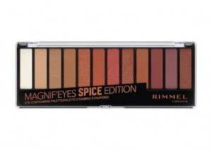 Rimmel Magnif'eyes Eye Contouring Palette Spice Review