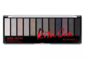 Rimmel Magnif'Eyes Eyeshadow Palette Red Instinct Edition Review