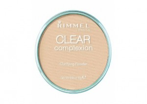 Rimmel Clear Complexion Clarifying Powder Review