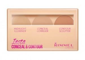 Rimmel Insta Conceal & Contour Palette Review