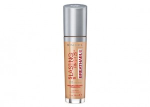 Rimmel Lasting Finish Breathable Foundation Review