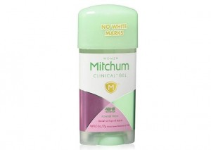 Mitchum Women's Clinical Deodorant Powder Fresh Gel Review