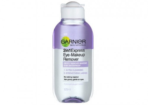 Garnier Express 2 in 1 Eye Makeup Remover Review