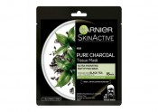 Garnier SkinActive Pure Charcoal Tissue Mask with Black Tea Review