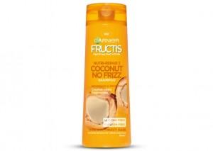 Garnier Fructis Coconut No Frizz Shampoo Review