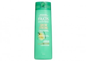 Garnier Fructis Coconut Grow Strong Shampoo Review