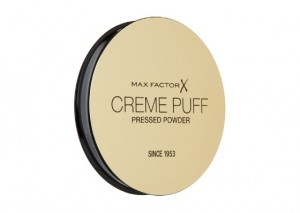 Max Factor Creme Puff Pressed Powder Review