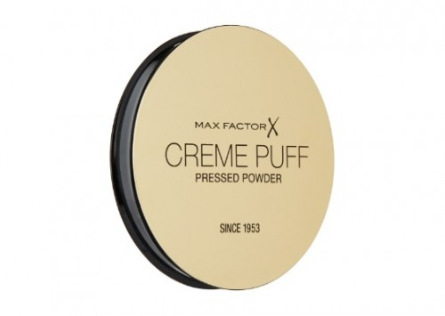 Max Factor Creme Puff Pressed Powder Review