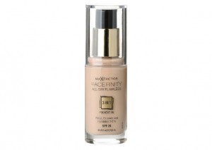 Max Factor Face Finity 3-in-1 Foundation Review