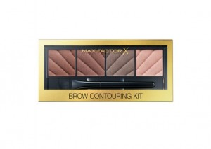 Max Factor Brow Contouring Kit Review