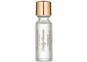 Sally Hansen Vitamin E Moisturising Nail & Cuticle Oil Reviews