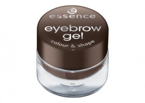 Essence Eyebrow Gel Colour & Shape Review