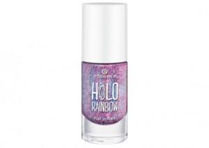 Essence Holo Rainbow Nail Polish Review